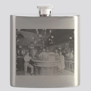 Paris Bar, 1895 Flask